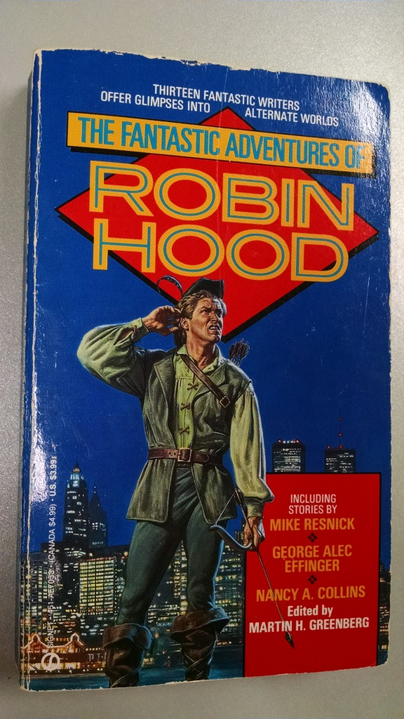 Adventures of Robin Hood Cover