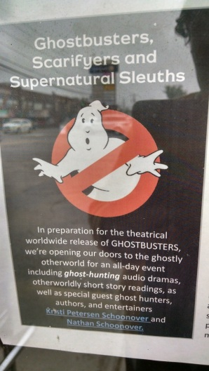 Ghost Day 1