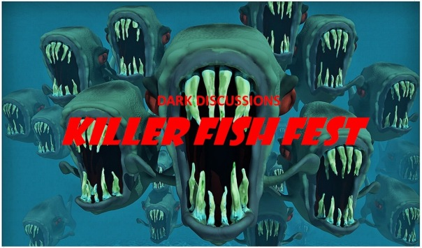 Killer Fish Fest Logo
