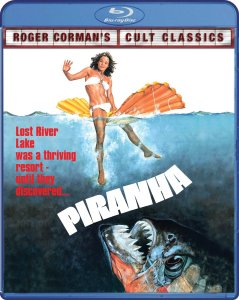 1978's Piranha was the final film of Dark Discussions' KILLER FISH FEST.