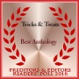 TRICKS & TREATS named Best Anthology in P&E Poll