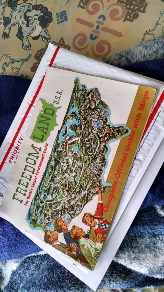 Freedomland Ephemera