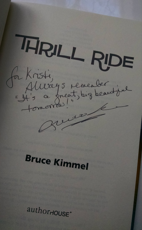 Thrill Ride Bruce Kimmel 3