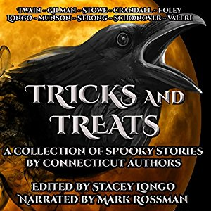 Tricks & Treats CT Audiobook Cover