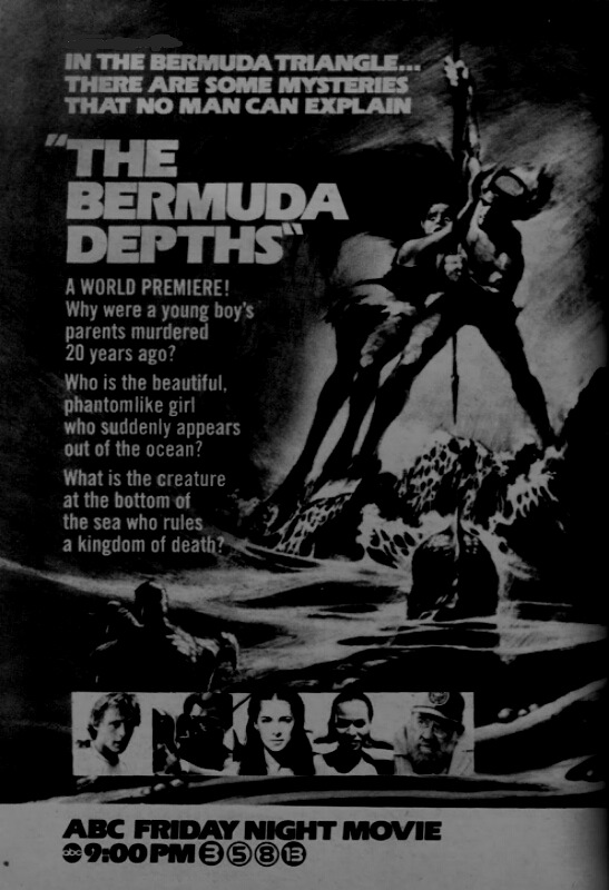 TV GUIDE BERMUDA DEPTHS