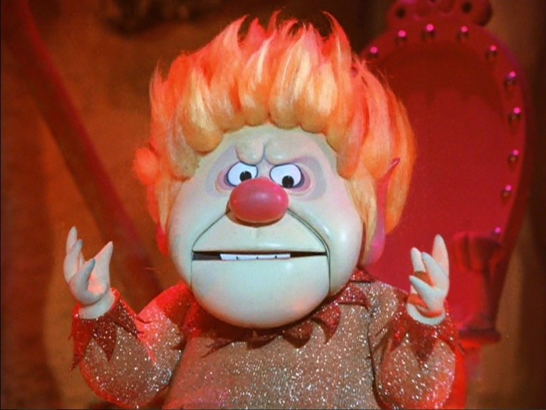 Misers Year Without a Santa Claus 6