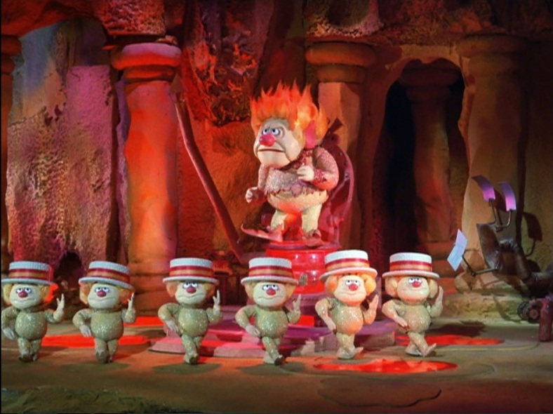 Misers Year Without a Santa Claus 8