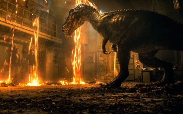 8 Abandoned Jurassic World Fallen Kingdom