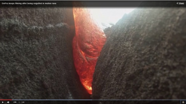 GoPro Lava Screenshot