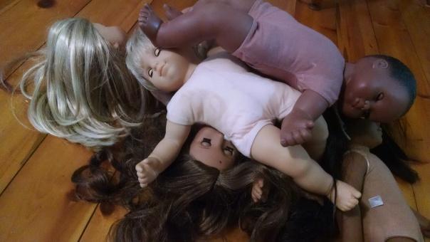 Suzanne's Dolls