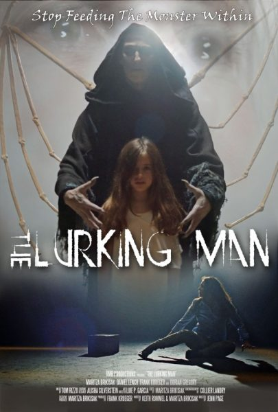 The Lurking Man Poster