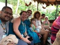 All of us on the Jungle Cruise -- Little Mermaid Disney Bound