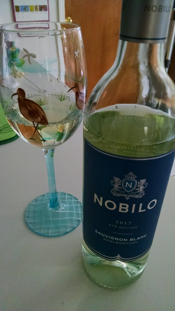 The Shadows Behind Nobilo Wine