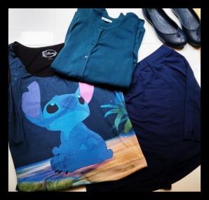 Stitch#DisneyBound