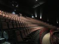The Maritime Aquarium at Norwalk's IMAX is still the largest screen in Connecticut. This is the MA's 30th anniversary.