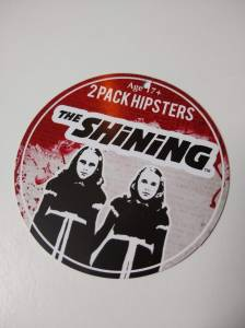 SHINING PANTIES 1 - Label