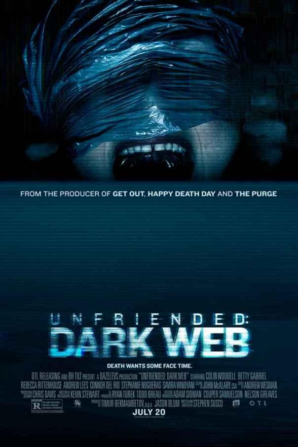 Dark Web Onesheet