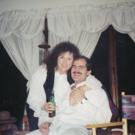 Manzino Annie Party 1995