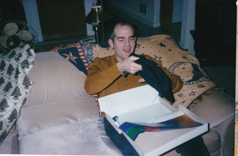 Manzino Christmas Present Dec 17 1999
