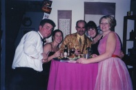 Manzino Group Shot Xmas Cocktail Dec 2002