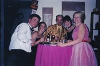 Manzino Group Shot Xmas Cocktail Dec 2002