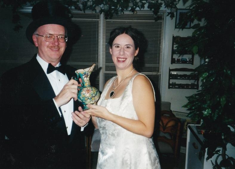 Manzino Poe Party Gift Nov 2000