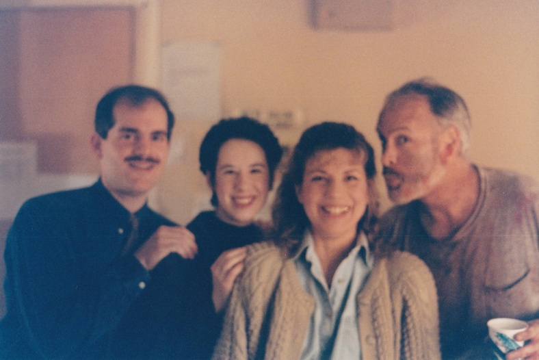 Manzino Two Rooms Cast Pic 1996