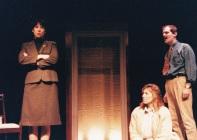 Manzino Two Rooms Confrontation Photo 1996