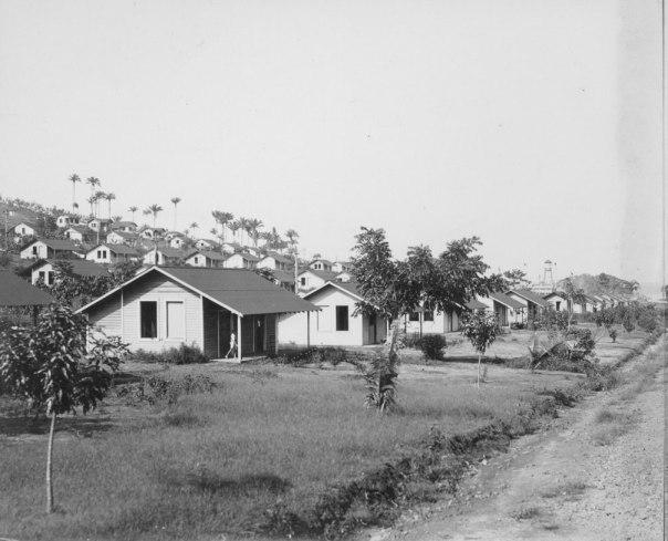 Fordlandia Riverside near Tapajos River