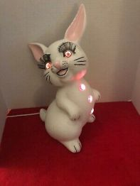 How I Learned to Stop Complaining and Love the Bunny Scary Bunny Glowing Eyes 2