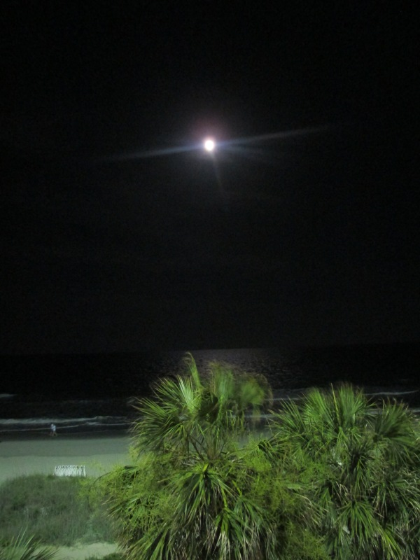 Myrtle Beach at Night