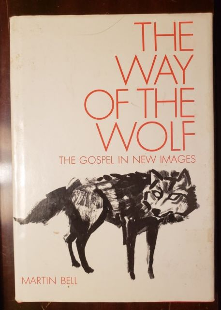 The Way of the Wolf Original Cover