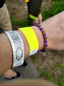 Kristi wristbands