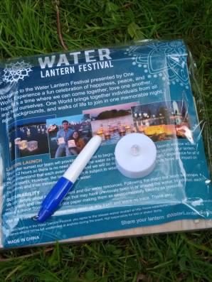 Water Lantern Kit