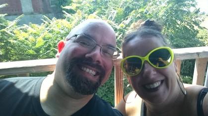 Eric and Kristi Pasta Shop