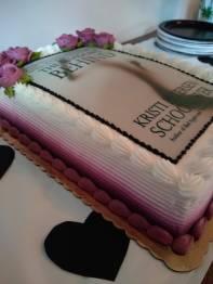 THE SHADOWS BEHIND cake