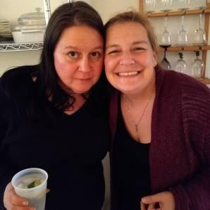 Kristina and Missie