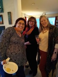 Jen, Michele, and Diane