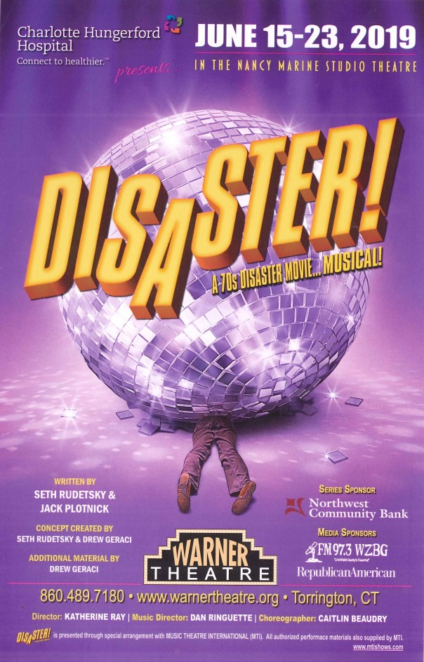 DISASTER! Program Cover