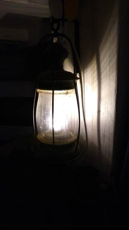 Light in sleeping quarters