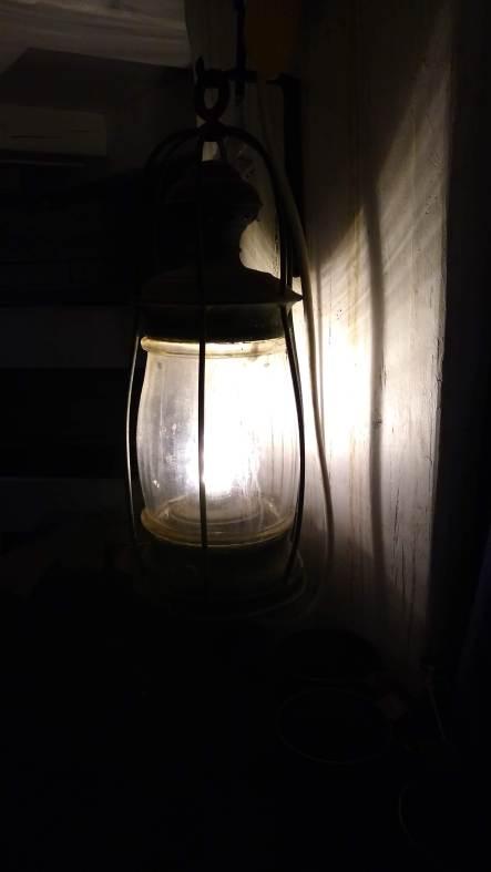 Light in sleeping quarters