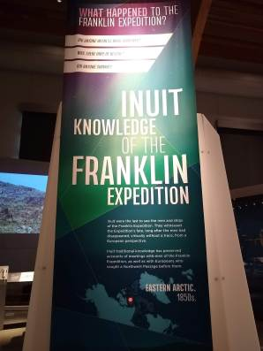 Inuit knowledge of the Franklin Expedition