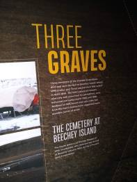 Three graves signage