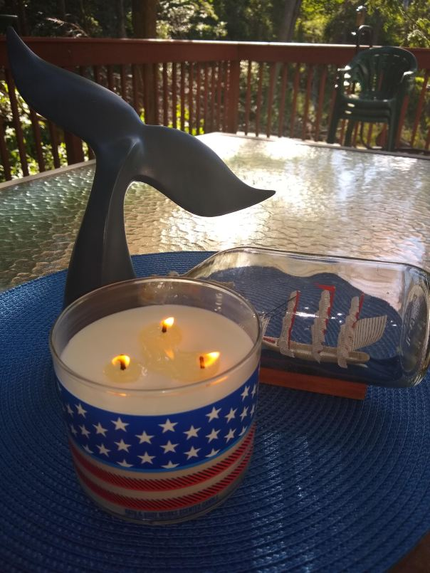 Fourth of July Whaling Theme Idea
