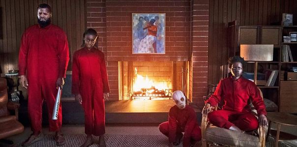 A family is terrorized by strange beings in Jordan Peele's latest film, US.