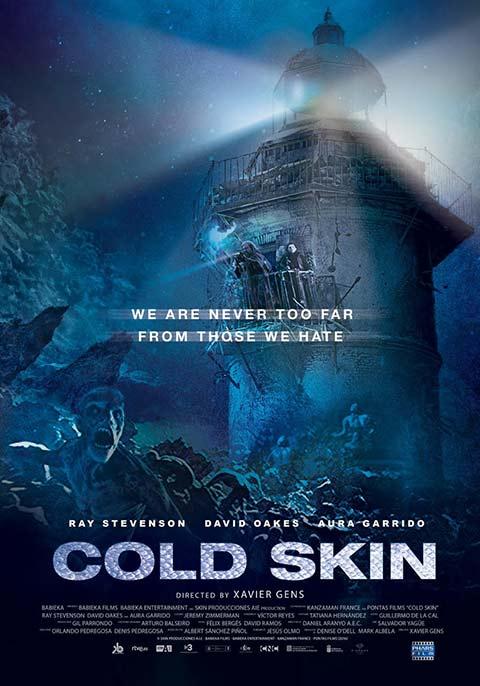 Cold Skin Film Poster