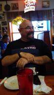 Eric at Mystic PIzza