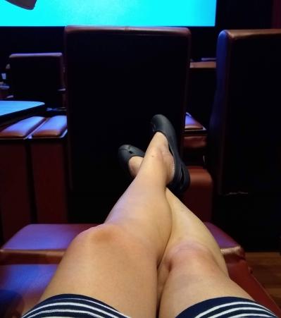 Krissi's legs