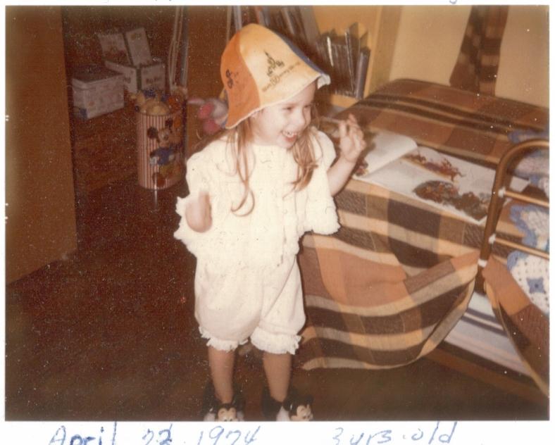 Baby Doll pajamas 1974