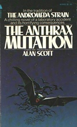 Anthrax Mutation Cover